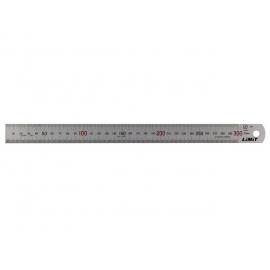LIMIT Meradlo oceľové, technické, dolná stupnica 150 mm