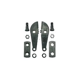 Náhradné čeľuste k BC414 kliešte štiepačky pákové, 350mm, do: 7mm (hrc15),