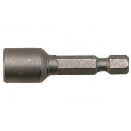 "1/4""m: bit hlavica f: AF 1/4""x45mm, magnetický, Teng Tools"