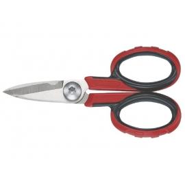 Nožnice pre elektrikárov Teng Tools www.naradie-tools.sk