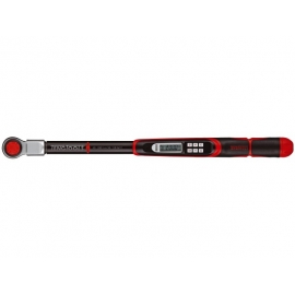 "1/2"" digitálny momentový kľúč Teng Tools, 20-200Nm"