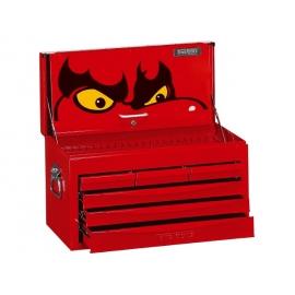 Box na náradie Teng Tools vrchný, 6 zásuviek, 3+3