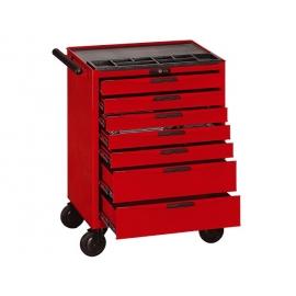 Komplet náradia vo vozíku, EVA systém, 280 dielov Teng Tools