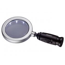 Ručná lupa s led osvetlením, Teng Tools