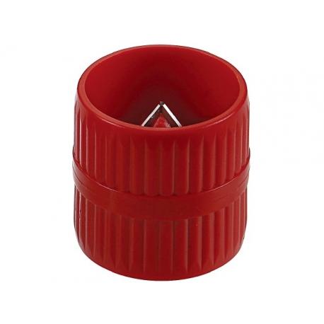 Plastový odhrotovač rezu medených, mosadzných a hliníkových trubiek
