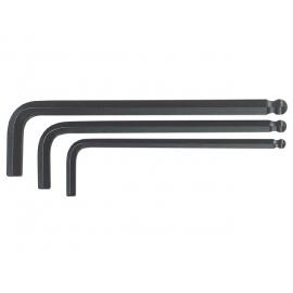 L-kľúč imbus s guličkou 1/8 Teng Tools