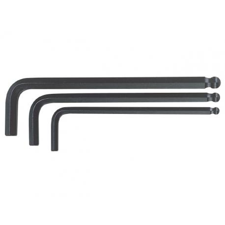 L-kľúč imbus s guličkou 3/16 Teng Tools