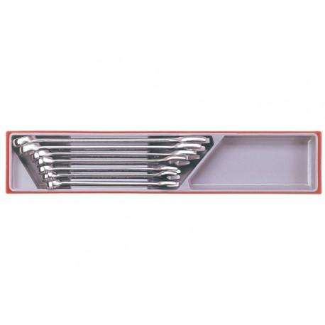 Sada Teng Tools očkoplochých kľúčov 20 - 32mm, TTX2032, 7 dielov