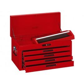 Skrinka na náradie Teng Tools (4 zásuvky), vrchný box