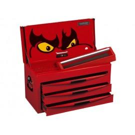 Skrinka na náradie Teng Tools (3 zásuvky), vrchný box