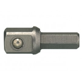 "1/4"" bit adaptér pre 1/4""hlavicu, Teng Tools"