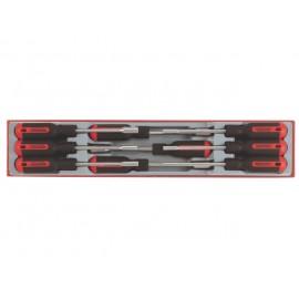 Sada skrutkovačov s hlavicou 5-13mm, 9 dielov, Teng Tools