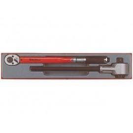 "1/2"" momentový kľúč Teng Tools 40 - 210Nm s násobičom momentu"