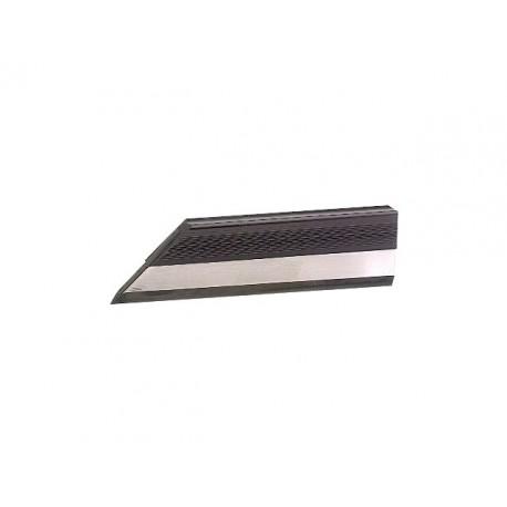 Príložné pravítko pre meranie rovnosti s ostrou hranou 200 mm