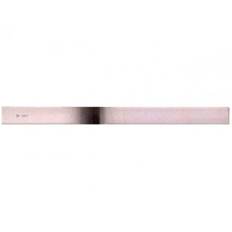 LIMIT Pravítko oceľové bez stupnice, dĺžka 2500 mm, kalibrované, na na meranie rovinnosti. podľa normy DIN 874