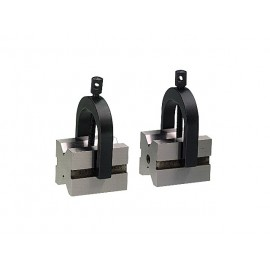 LIMIT presné V-upínacie bloky so svorkami 25mm