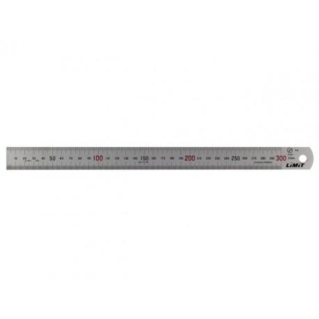 LIMIT pravítko oceľové, technické, dolná stupnica 1000 mm