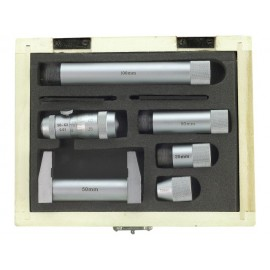 LIMIT Mikrometer s nástavcami na meranie dier 150-1400mm