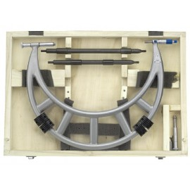 LIMIT Mikrometer strmeňový s nadstavcami 500-600mm