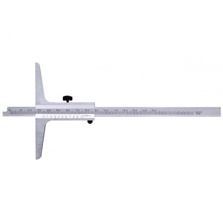 Hĺbkomer 200 mm na kontrolu hĺbky- www.naradie.tools.sk
