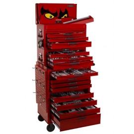 Komplet Mega Master, 715 dielov, Teng Tools