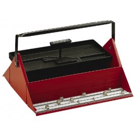 Box na náradie Teng Tools s klipmi a lištami