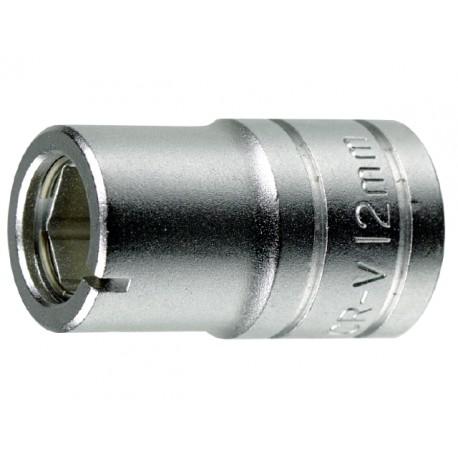 """1/2""""f: adaptér na bity 10mm f:, Teng Tools"""