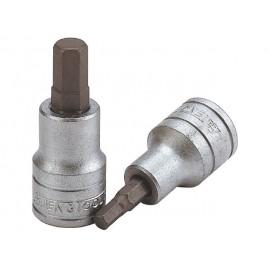 """3/8"""" hlavica imbus Teng Tools 6mm"""