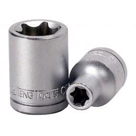 """1/2"""" hlavica TORX nástrčná, Teng Tools TX-E12"""