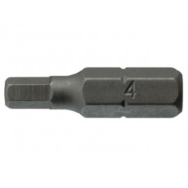 "1/4"" bit imbus 2x25mm, Teng Tools"