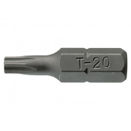 "1/4"" bit TORX Teng Tools TX25x25mm"