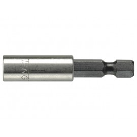"1/4""f: bit adaptér na 1/4""m: bity, 70mm, Teng Tools"