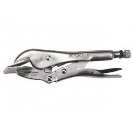 Kliešte zverákové, na plech, 200mm, do 65mm, Teng Tools