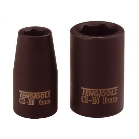 """1/4"""" hlavica úderová Teng Tools 10mm"""