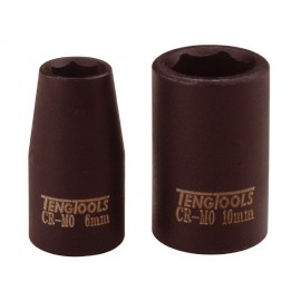 """1/4"""" hlavica úderová Teng Tools 13mm"""