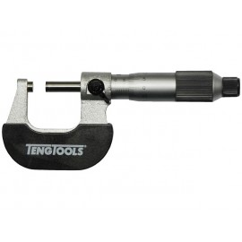 Mikrometer 0-25mm, 0,01mm, Teng Tools