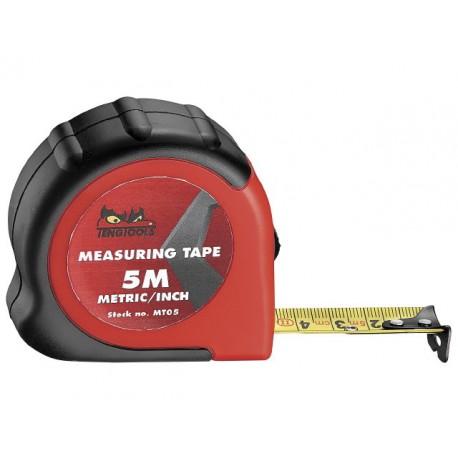 zvinovací meter 5m Teng Tools www.naradie-tools.sk