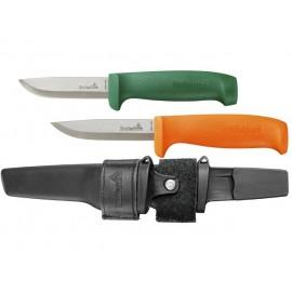 Nože HULTAFORS duo remeselnícky a univerzálny HVK-GK
