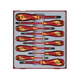 Teng Tools sada izolovaných skrutkovačov 1000V 10ks