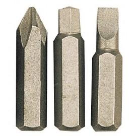 """5/16"""" bit Teng Tools úderový plochý 6mm"""