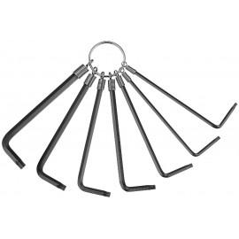 L kľúče IMBUS a TORX